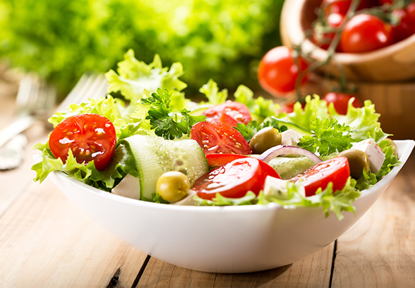 Fact and Myth in Fruits & Vegetable salad