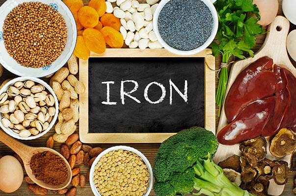 Benefits of Iron for pregnancy<br />