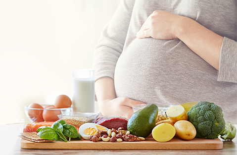1st trimester nutrition tips