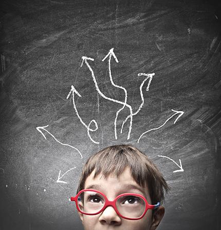 Emotion & Behavior of child's brain development