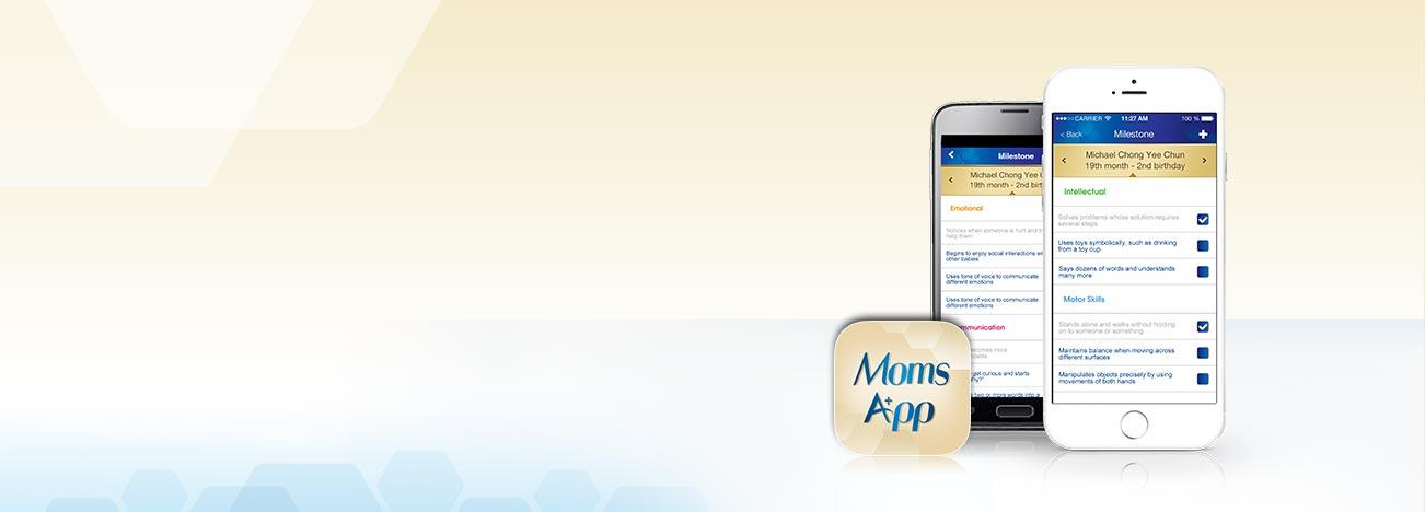 The All New MomsApp