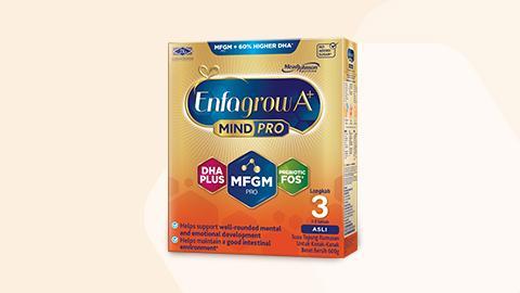 Enfagrow A+ MindPro Step 3