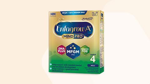 Enfagrow A+ MindPro Step 4