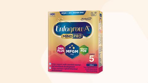 Enfagrow A+ MindPro Step 5