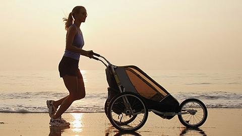 Exercising During Post-Partum Period