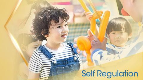 Self Regulation Skills for Your Child's Development