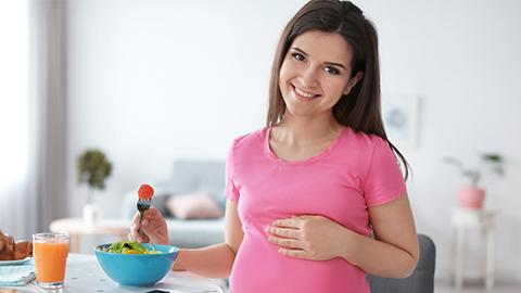 Third Trimester Nutrition Tips