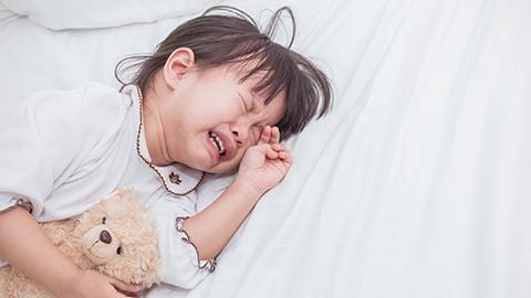 Why Children Cry at Night, and Ways of Calming Them
