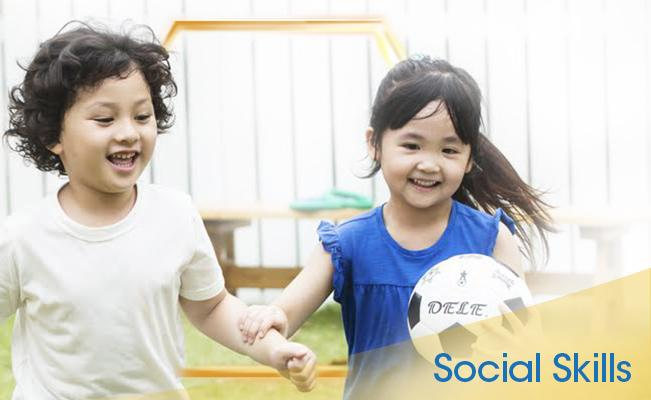 Socialize, Ready to Live Happily Together