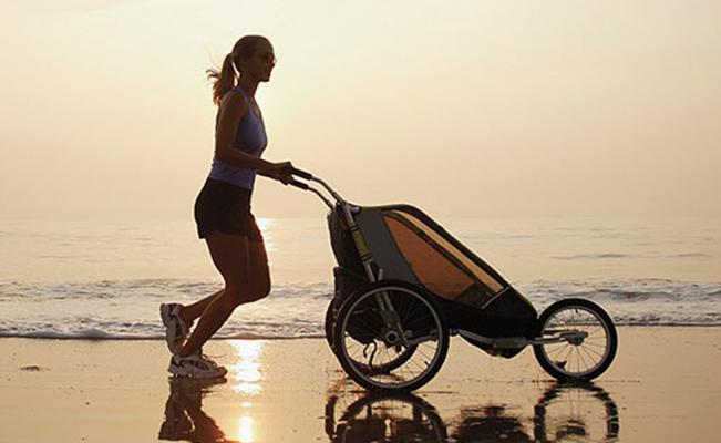 Exercising During Post-Partum Period