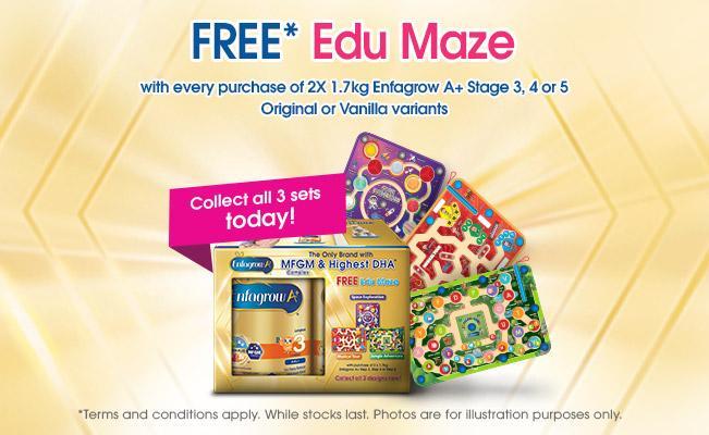 Free* Edu Maze