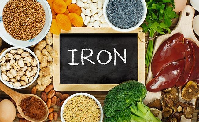 Iron for a Strong and Healthy Growing Baby during Pregnancy