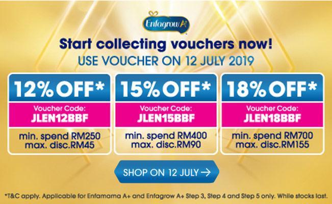 Promotions | Enfagrow A+ Malaysia